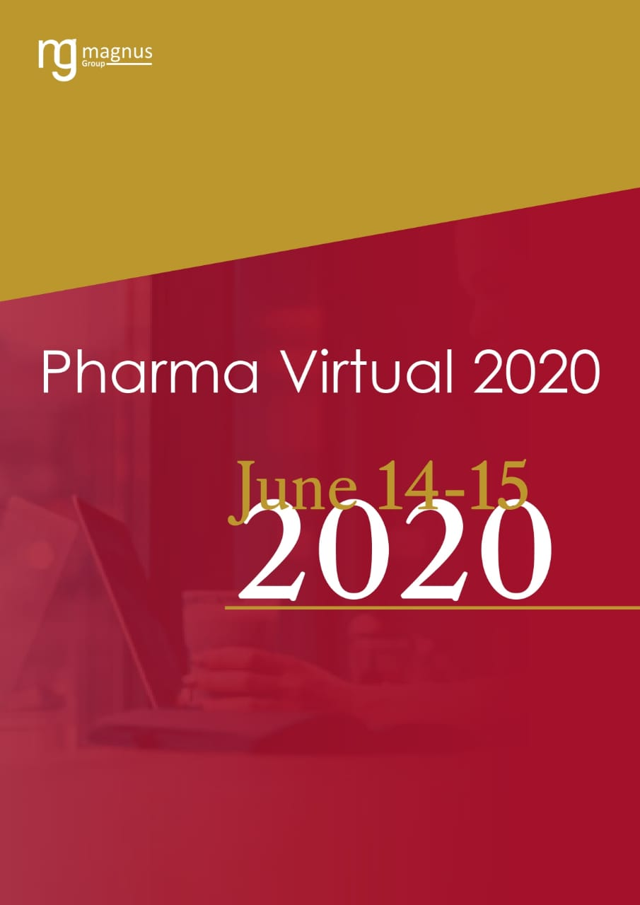 1st Edition of International Webinar on Pharma Virtual 2020 | Online Event Book
