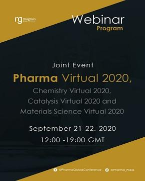 2nd Edition of International Webinar on Pharma Virtual 2020 | Online Event Program