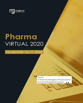 3rd Edition of International Webinar on Pharma Virtual 2020 | Online Event Book