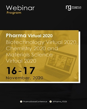 3rd Edition of International Webinar on Pharma Virtual 2020 | Online Event Program