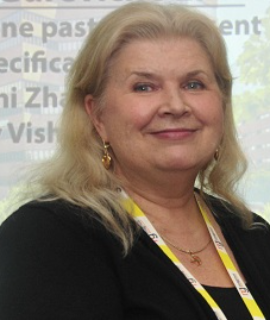 Speaker at Global conference on Pharmaceutics and Drug Delivery Systems 2017 - Eugenia V Gurevich