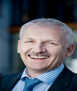 Speaker at Global Conference on Pharmaceutics and Drug Delivery Systems 2018 - Gerhard Winter