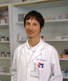Speaker at Global Conference on Pharmaceutics and Drug Delivery Systems 2018 - Matej Dobravc Verbic